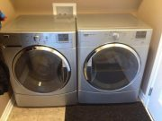 Maytag 2000 Series (front-loading automatic) washer troubleshooting
