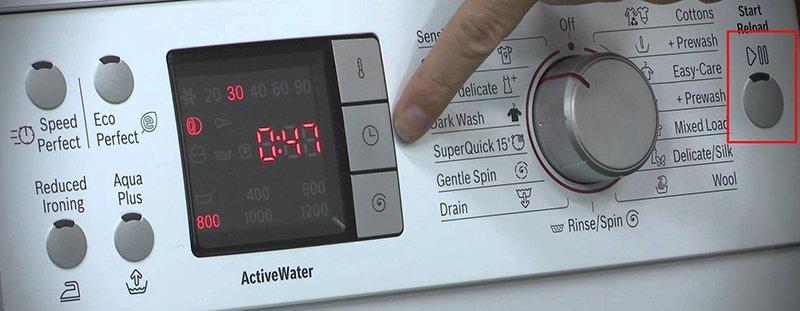 Bosch Washing Machine Error Code Cl Washer And Dishwasher Error