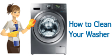 How to Clean Your Washers