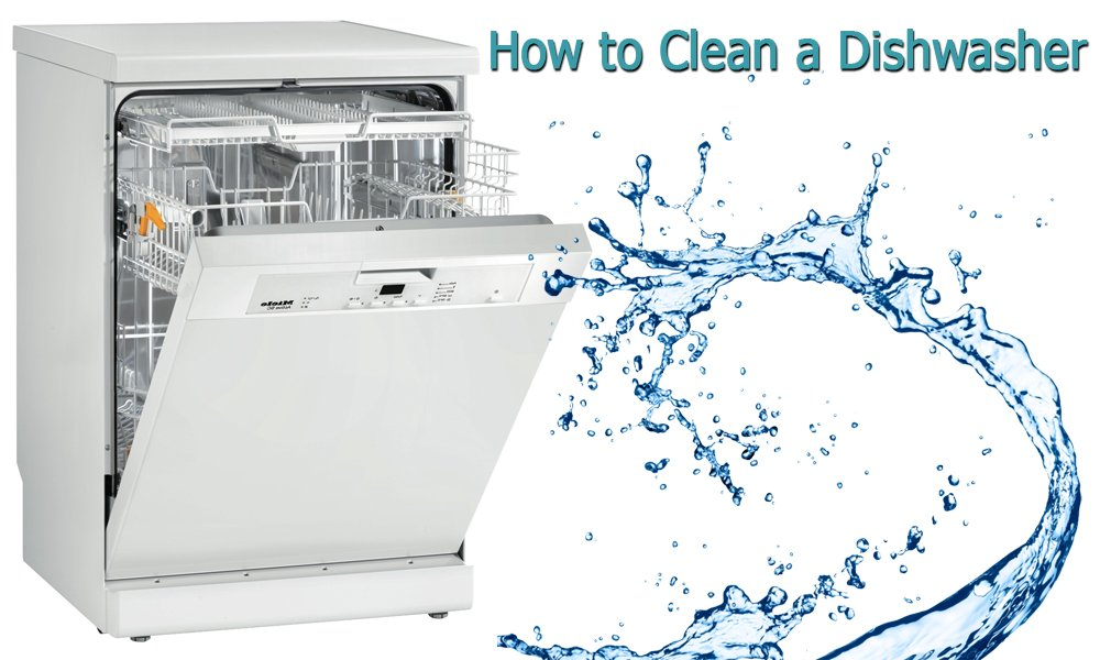 How To Clean A Dishwasher Washer And Dishwasher Error