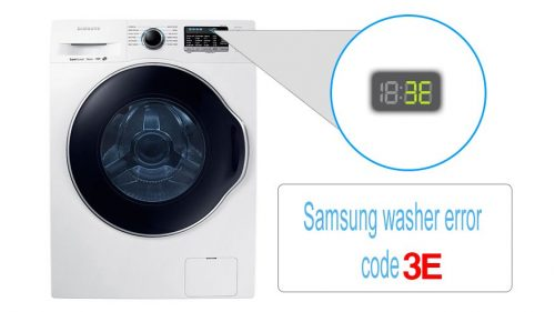Samsung-washer-error-code-3E