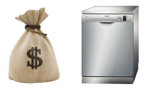Expenses on a Dishwasher