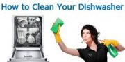How to Clean Your Dishwashers