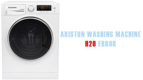 Ariston washing machine h20 error
