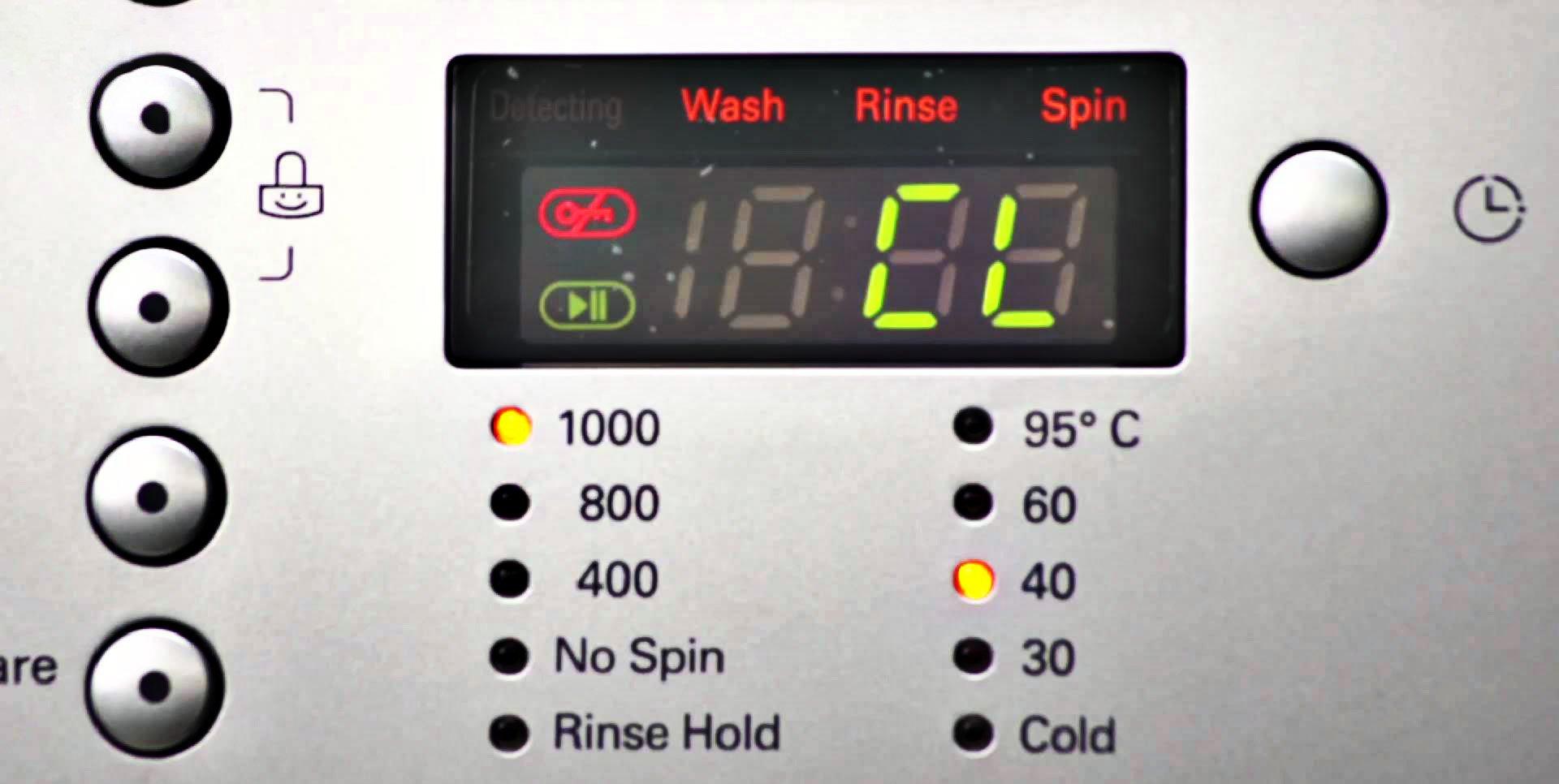 LG washer error code CL | Washer and dishwasher error codes