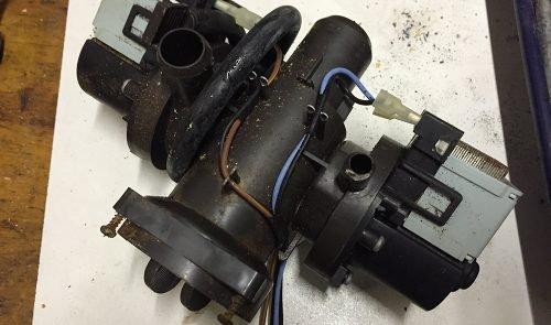 pump drain lg washer