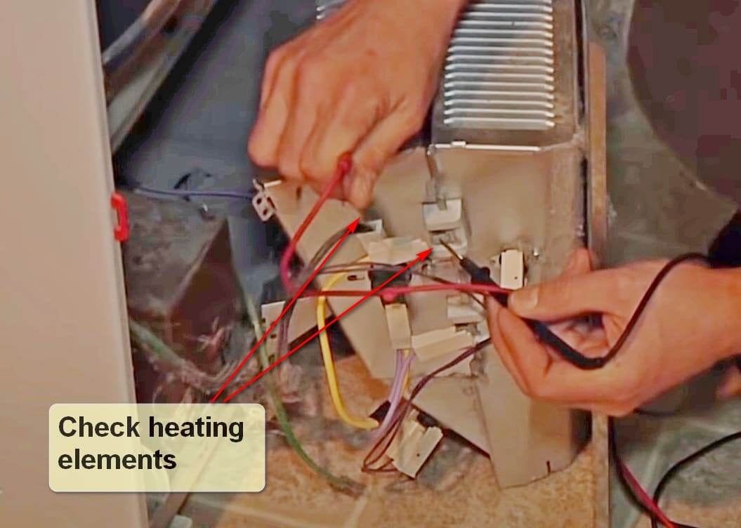 5 Reasons Fisher Paykel Dryer Doesn't Heat Up Check heating elements