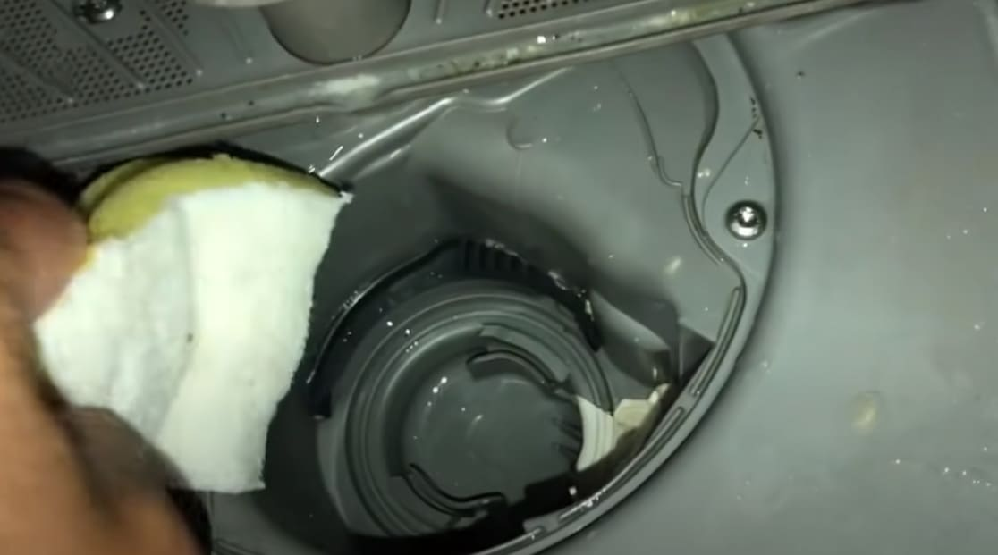 How to prepare your dishwasher for winter Remove residual water